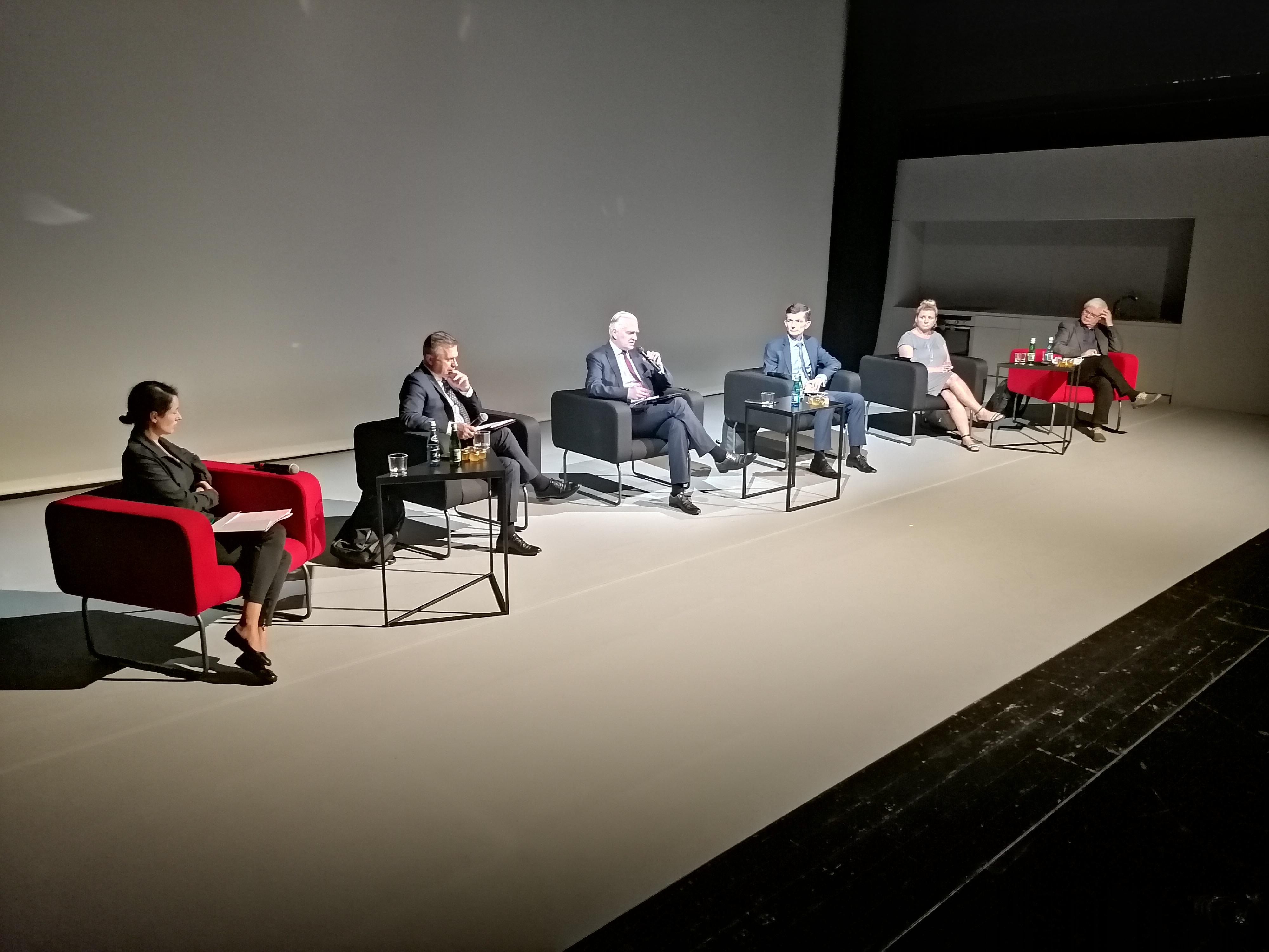 """Konferencja online pt. """"Przyszłość edukacji – czy potrzebujemy w Polsce nowego systemu rozwoju kompetencji?"""""""